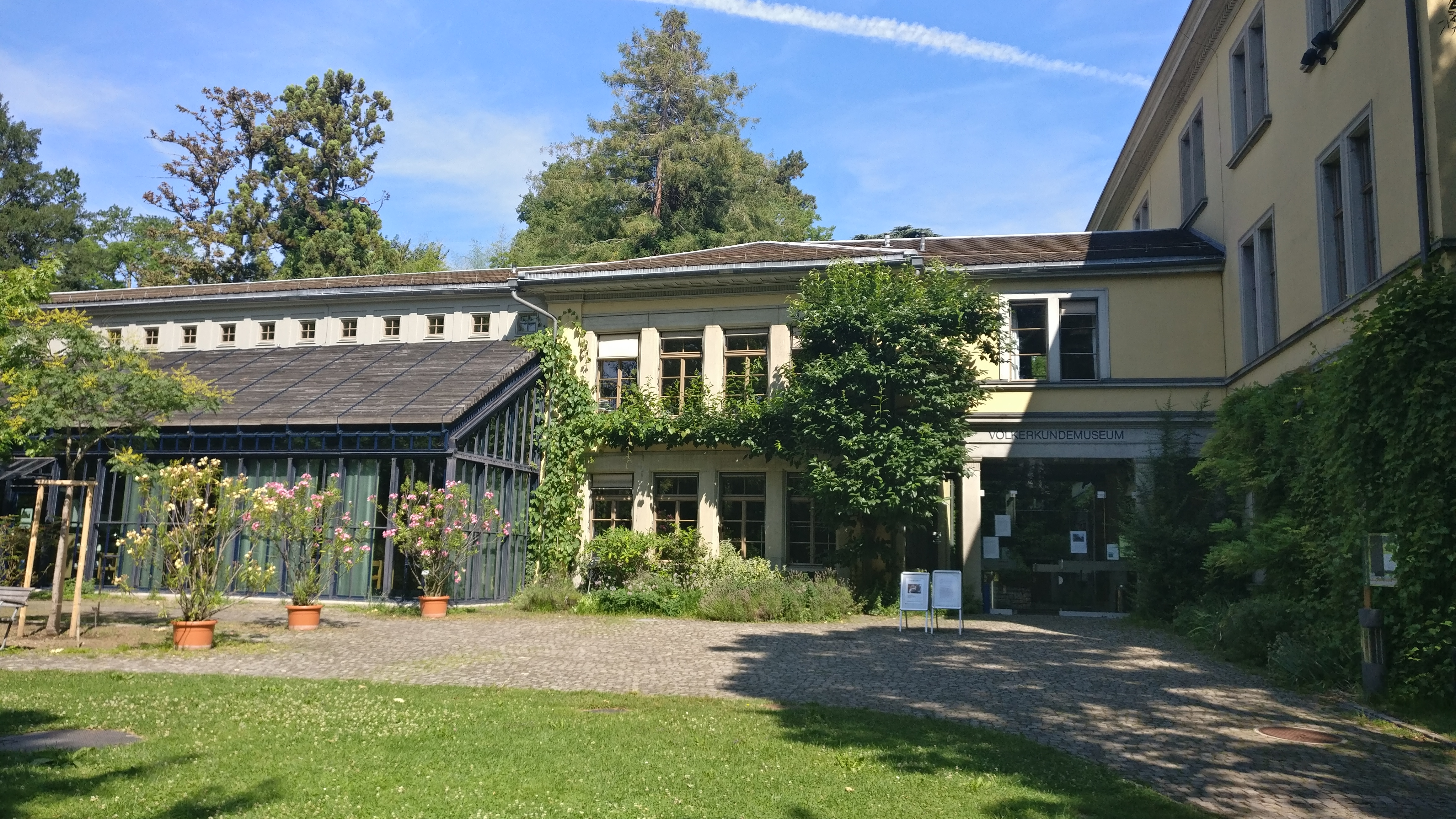 Ethnographic Museum at the University of Zurich