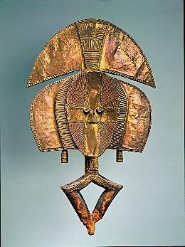 11 reliquiarfigur mbulu der kota gabun volksrepublik kongo die